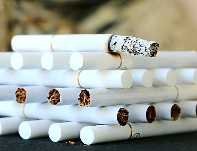 Les effets du tabac et et de l'e-cigarette sur la santé